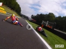 Feuer frei! Cadwell Park - British Superbike R08/19 (Bennetts BSB) Freies Training Highlights