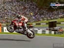 Cadwell Park British Superbike R8/15 (MCE BSB) Race1 Highlights