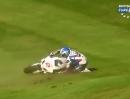 Cadwell Park British Superbikes (BSB) 08/2013 Race2 Highlights