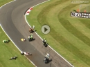 Cadwell Park British Supersport R08/16 (Dickies BSS) Feature Race Highlights