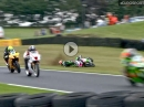 Cadwell Park British Supersport R08/16 (Dickies BSS) Sprint Race Highlights