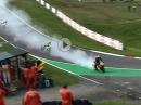 Cadwell Park British Supersport R08/18 (Dickies BSS) Sprint Race Highlights