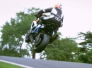 Cadwell Park, Mountain - Luftschlacht in England Epic - British Superbike HAMMER