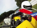 Cadwell Park onboard - ein Traum wird wahr. Was ein Erlebnis, unglaublich, absolut wahnsinnig.