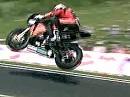 BSB 2010 - Cadwell Park - Superbike Race 2 Highlights.