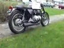 Cafe Racer Honda CB 400 Four 1977