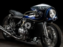 Honda Goldwing,GL 1000, Caferacer Umbau von Krakenhead Customs