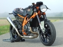Cafe Racer KTM CR690 von Metisse