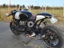 Cafe Racer Umbau: BMW K 1100 LT von David de Macedo and Laurent Vincent