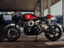 CafeRacer Umbau: Kawasaki Z900 RS von Oficina MRS