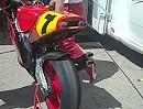 Cagiva 500ccm Eddie Lawson - WarmUp Classic Moto Jarama - Zweitaktsound
