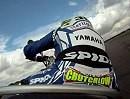 Cal Crutchlow onboard Yamaha XJR1300