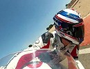 Calafat onboard BMW S1000RR 2012 - Duke Olly P. (Team MotoBike) auffer Maloche.