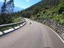 Calamento über Passo Fricca zum Sommo Pass