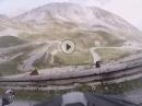 Campo Imperatore (Abruzzen) mit dem Motorrad - Traumhaft