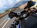 CamTest: Yamaha R1M mit GoPro Hero 7 Black, Gimbal - Soundtrack Akra von SuperBike Racer