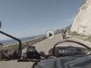 Cap Corse (Korsika) Honda XR650R,  XR600R - Krümelmonsterwillansmeer