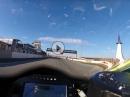 Cartagena (Spanien) onboard 1,35,7 Yamaha R6, Patrick Hobelsberger #521