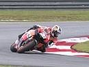Casey Stoner / Dani Pedrosa in Sepang (MotoGP-Test) 2012 - die schnellsten Jungs