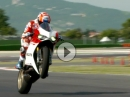 Casey Stoner - Ducati 1299 Panigale S Anniversario vom Meister bewegt