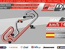Casey Stoner, Ducati, erklärt die Strecke des Catalunya Circuit, Barcelona (Grafik)