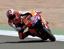Casey Stoner testet die 2012er 1000ccm MotoGP-Honda in Jerez