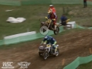 Castelnau de Levis (Frankreich) FIM Sidecar Motocross WM 2018 - Highlights