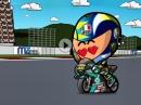 CatalanGP (Barcelona) - MotoGP 2021 Highlights Minibikers - Oliveira siegt vor Zarco und Miller
