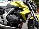 MCN Test: Honda CB1000R first ride