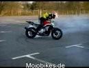 Motorradvideo: CBR 600 von Mojobikes