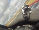 Oschersleben Onboard Honda CBR600RR