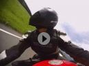 Honda CBR900RR Fun und Wheelie Spaß mit der CBR