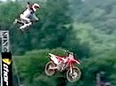 Chad Reed Horror Abflug Motocross Spring Creek - drauf und weiter - Coole Sau