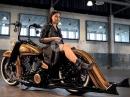 Chicano Custom: Thunderbike El Divino, Harley-Davidson Heritage by Thunderbike, BikePorn