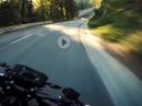 Chillig im Schlüchttal (Schwarzwald) mit KTM 790 DUKE - Blackforest RAW