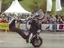 Chris Pfeiffer bei den BMW Motorrad Days 2011
