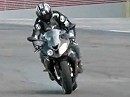 Chris Teach McNeil Drifting and Stuntingt with BMW S1000RR