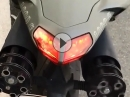 Chuck Norris fährt Ducati!? Tailgunner Gatling Gun Exhaust