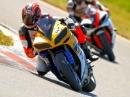Circuit de Bresse mit Yamaha R1
