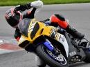 Circuit de Bresse Yamaha R1 vs Ducati Panigale
