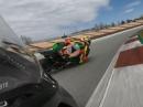 Circuit de Catalunya (Barcelona) onboard Dandy Moto / Honda CBR 1000 RR-R vs. BMW S1000RR