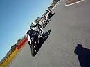 Circuit Le Luc onboard Triumph Daytona 675
