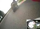 Cirquit Bresse BMW S1000RR eine Runde mit 1:34:38
