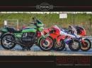 Classic Superbikes Kalender 2019 jetzt erhältlich