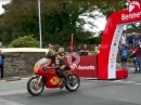 Classic TT 2017 Horst Saiger beim Senior Race Day - TOP