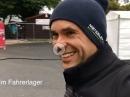 Classic TT 2018 mit Horst Saiger. Ankunft auf der Isle of Man