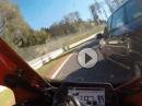 Close Call: Yamaha R1 RN32 vs Audi A3 Save Nürburgring Nordschleife