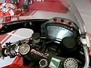 Cockpit Casey Stoners Ducati erklärt von Alex Hofmann