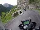 Col d'Allos, Alpes de Haute Provence, Frankreich