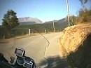 Col d'Aspin (Pyrenäen) mit mit BMW R 1200 GS